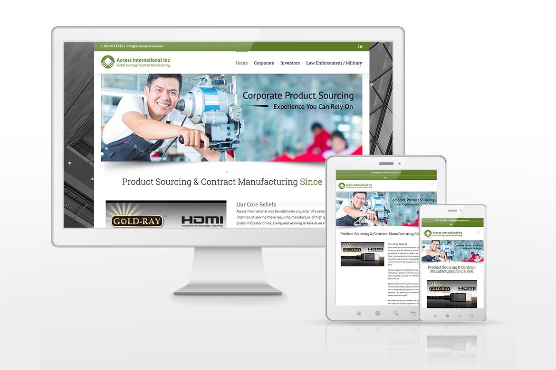 Access International Website