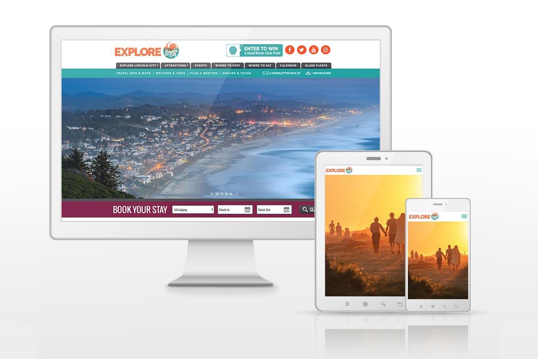 Lincoln City - Oregon Coast Website
